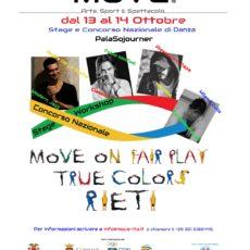 MOVE on Fair Play – True Colors – Rieti
